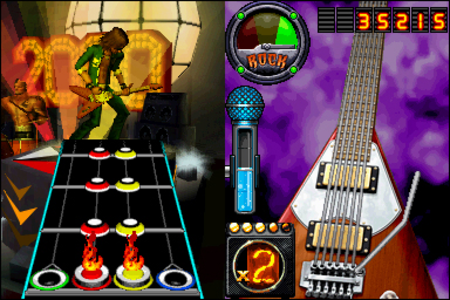 Videogioco Guitar Hero: On Tour Decades Nintendo DS 10