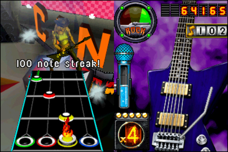 Videogioco Guitar Hero: On Tour Decades Nintendo DS 2