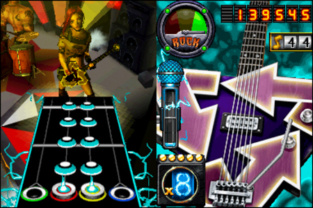 Videogioco Guitar Hero: On Tour Decades Nintendo DS 5