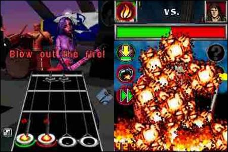 Videogioco Guitar Hero on Tour Nintendo DS 4