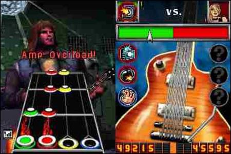 Videogioco Guitar Hero on Tour Nintendo DS 5