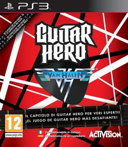 Videogioco Guitar Hero Van Halen PlayStation3 0