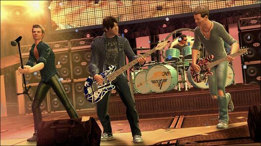 Guitar Hero Van Halen - 4