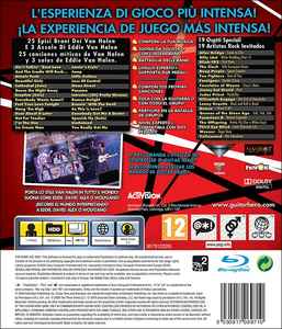 Videogioco Guitar Hero Van Halen PlayStation3 6