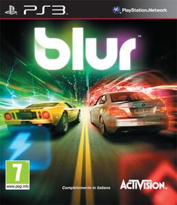 Blur -Ps3  Uk