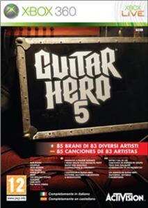 Guitar Hero 5 (solo gioco)