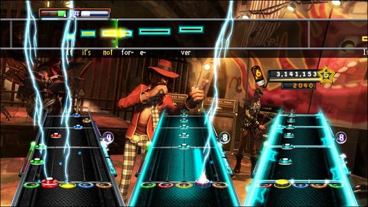 Videogioco Guitar Hero 5 (solo gioco) Xbox 360 2