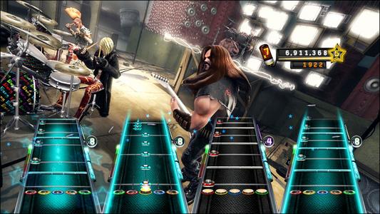 Videogioco Guitar Hero 5 (solo gioco) Xbox 360 3