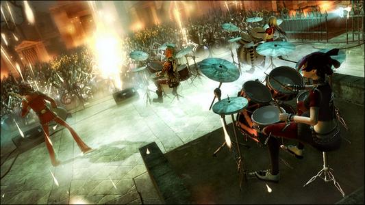 Videogioco Guitar Hero 5 (solo gioco) Xbox 360 5