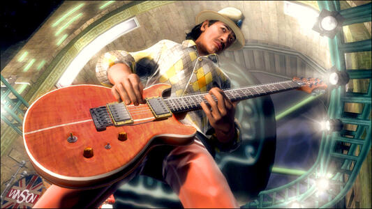 Guitar Hero 5 (solo gioco) - 10