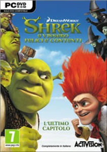 Videogioco Shrek e Vissero Felici e Contenti Personal Computer 0