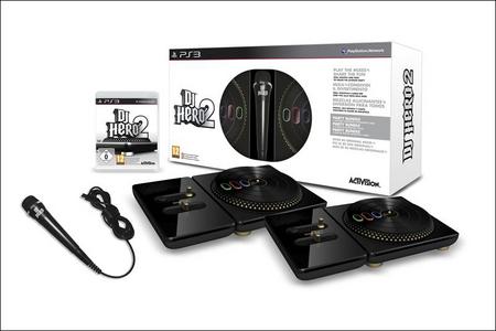 Videogioco DJ Hero 2 Bundle Collector's Edition PlayStation3 1