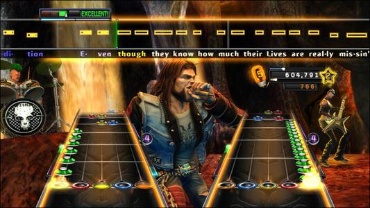 Guitar Hero. Warriors of Rock - 2