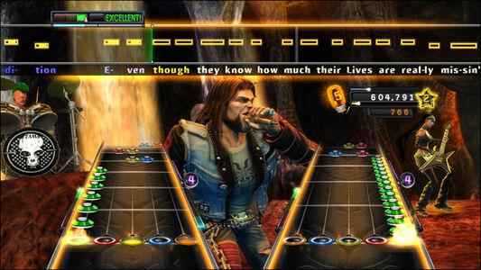 Videogioco Guitar Hero: Warriors of Rock PlayStation3 1