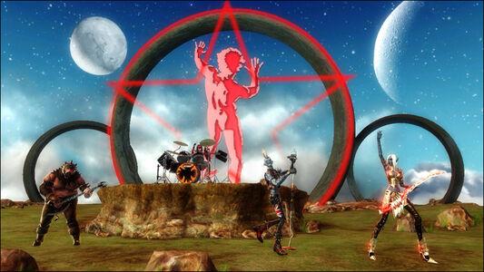 Videogioco Guitar Hero: Warriors of Rock PlayStation3 2