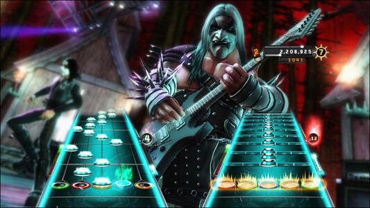 Guitar Hero. Warriors of Rock - 5