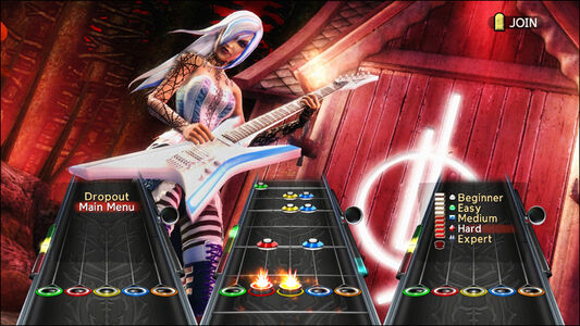 Videogioco Guitar Hero: Warriors of Rock PlayStation3 5