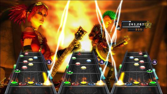 Guitar Hero. Warriors of Rock - 7