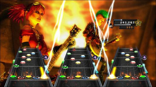 Videogioco Guitar Hero: Warriors of Rock PlayStation3 6