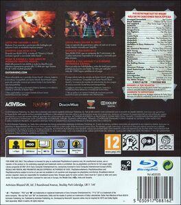Videogioco Guitar Hero: Warriors of Rock PlayStation3 10
