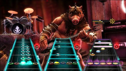 Videogioco Guitar Hero: Warriors of Rock PlayStation3 9