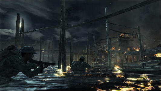 Call of Duty. World at War Classic - 2