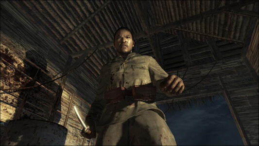 Call of Duty. World at War Classic - 4
