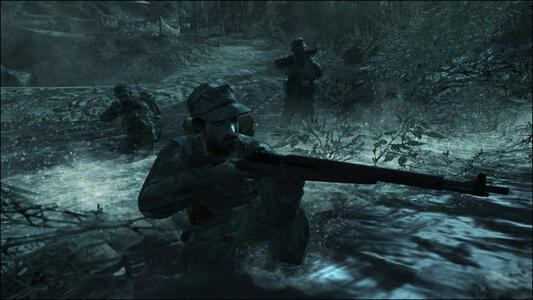 Call of Duty. World at War Classic - 5