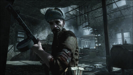 Call of Duty. World at War Classic - 9
