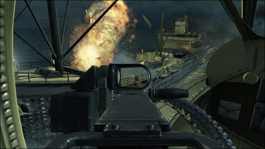 Call of Duty. World at War Classic - 10