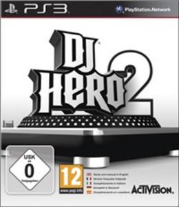 Videogioco DJ Hero 2 PlayStation3 0