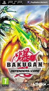 Videogioco Bakugan Battle Brawlers: Defenders of the Core Sony PSP 0