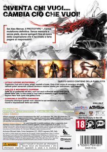 Videogioco Prototype Classics Xbox 360 1