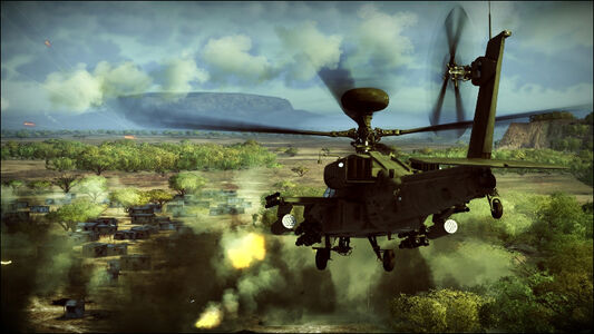 Videogioco Apache: Air Assault Xbox 360 1