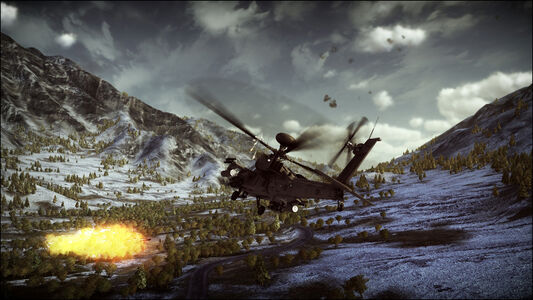 Videogioco Apache: Air Assault Xbox 360 6