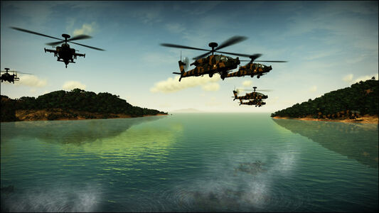 Videogioco Apache: Air Assault Xbox 360 7