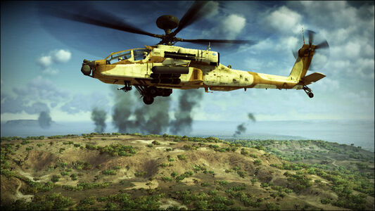 Videogioco Apache: Air Assault Xbox 360 8