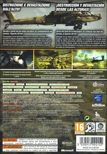 Videogioco Apache: Air Assault Xbox 360 10