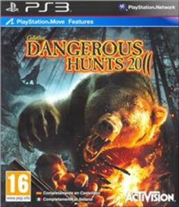 Cabela's Dangerous Hunts 2011 (solo gioco)