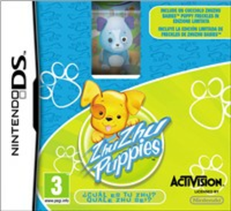Videogioco ZhuZhu Puppies Bundle Nintendo DS 0