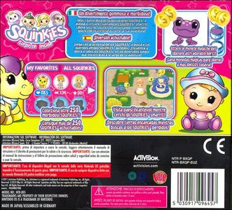 Videogioco SQUiNKiES Bundle Nintendo DS 7