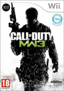 Videogioco Call of Duty: Modern Warfare 3 Nintendo WII 0