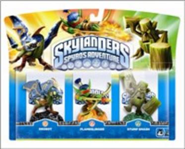 Videogioco Skylanders Drobot, StumpSmash & Flamesling PlayStation3