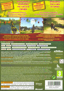Videogioco Cabela's Camp Adventure Xbox 360 1