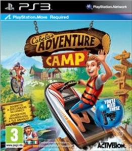 Videogioco Cabela's Camp Adventure PlayStation3 0