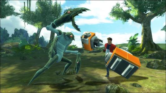 Videogioco Generator Rex: Agente di Providence Xbox 360 3