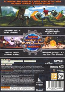 Videogioco Generator Rex: Agente di Providence Xbox 360 4