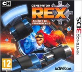 Videogioco Generator Rex: Agente di Providence Nintendo 3DS 0