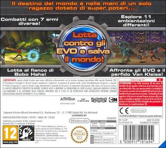 Videogioco Generator Rex: Agente di Providence Nintendo 3DS 1