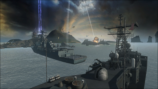 Videogioco Battleship PlayStation3 1